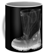 X-ray Of A Childs Light-up Boot Coffee Mug