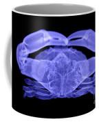 X-ray Of A Crab Coffee Mug