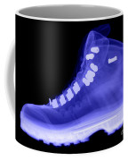 X-ray Of A Hiking Boot Coffee Mug