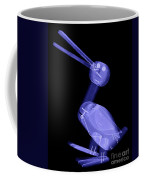 X-ray Of A Wooden Duck Toy Coffee Mug