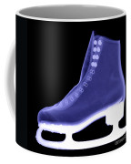 X-ray Of An Ice Skate Coffee Mug