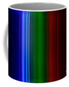Xenon Spectra Coffee Mug