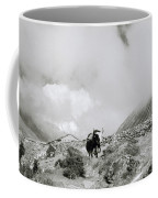 Yak In The Himalaya Coffee Mug
