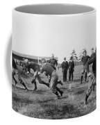Yale: Football Practice Coffee Mug