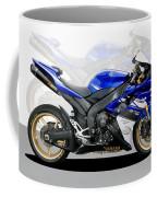 Yamaha R1 Coffee Mug