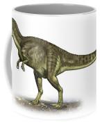 Yangchuanosaurus Shangiouensis Coffee Mug