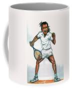 Yannick Noah Coffee Mug