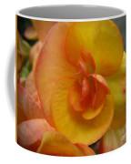 Yellow Begonia Coffee Mug