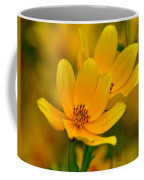 Yellow Blaze Coffee Mug