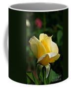 Yellow Bud Coffee Mug