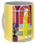 Yellow Coat Coffee Mug