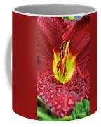 Yellow Core Coffee Mug