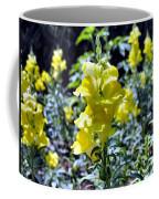 Yellow Dragons Coffee Mug