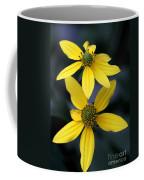 Yellow Duet Coffee Mug