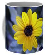 Yellow Flower 4 Coffee Mug