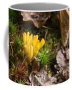 Yellow Fungus 1 Coffee Mug