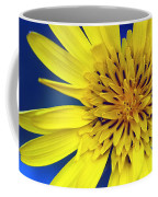 Yellow Heart Coffee Mug