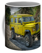 Yellow Jeep Coffee Mug