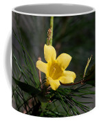 Yellow Jessamine Coffee Mug