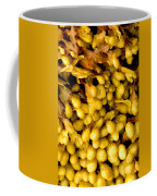 Yellow Kelp Pods Coffee Mug