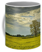 Yellow Meadow Coffee Mug