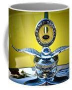 Yellow Roadster Coffee Mug