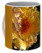 Yellow Rose Art Coffee Mug
