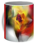 Yellow Rose Fantasy Coffee Mug