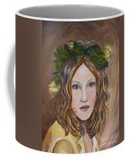 Yellow Rose I I Coffee Mug