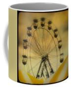 Yellow Seats Coffee Mug