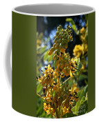 Yellow Senna Coffee Mug