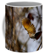 Yellow Shafted Coffee Mug