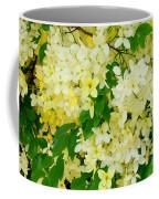 Yellow Shower Tree - 1 Coffee Mug