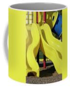 Yellow Slides Coffee Mug