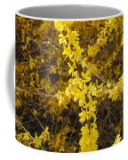 Yellow Strand Coffee Mug