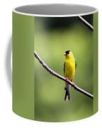 Yellow Tux Coffee Mug