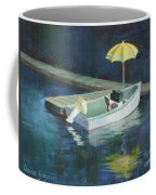 Yellow Umbrella Coffee Mug