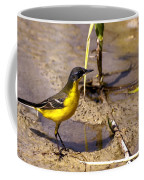Yellow Wagtail Coffee Mug