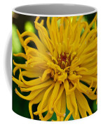 Yellow Zinnia_9480_4272 Coffee Mug