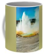 Yellowstone Geysers Coffee Mug