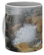 Yellowstone Hot Springs 9499 Coffee Mug