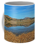 Yellowstone Reflections 9437 Coffee Mug