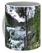 Yellowstone River II Coffee Mug