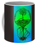 Yggdrasil From Norse Mythology Coffee Mug