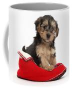 Yorkipoo Pup Coffee Mug