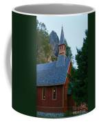Yosemite Chapel Coffee Mug