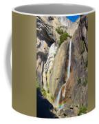 Yosemite Falls Rainbow Coffee Mug