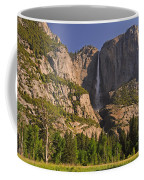 Yosemite Fall's Spring Flow Coffee Mug