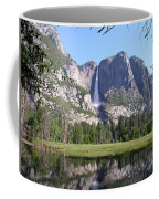 Yosemite National Park Usa Coffee Mug