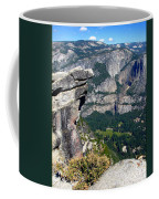 Yosemite Valley From Glacier Point Coffee Mug